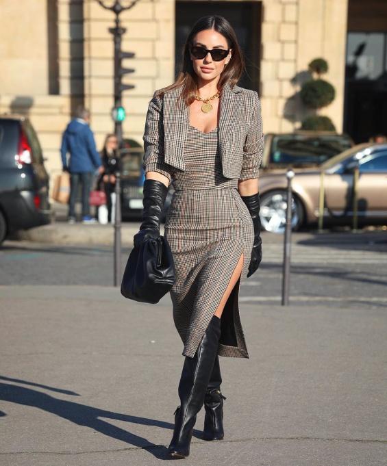 гостинките на Париска недела на високата мода
