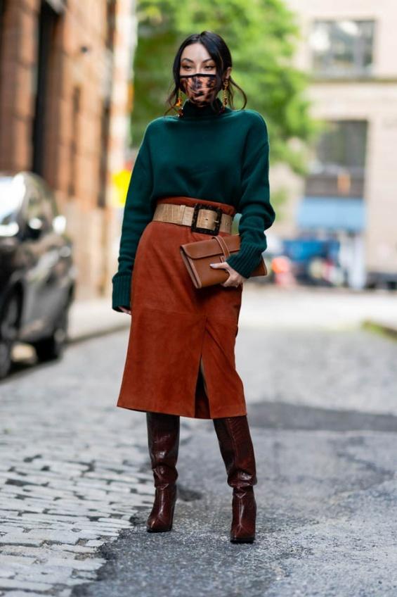 Гостите на модната недела во Њујорк