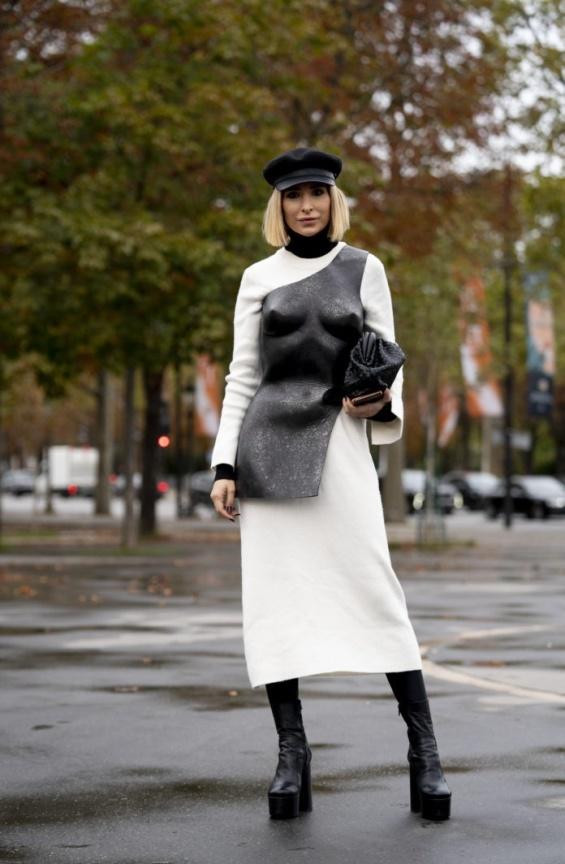 Гостинките на Париската модна недела
